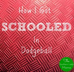 How I Got SCHOOLED in Dodgeball