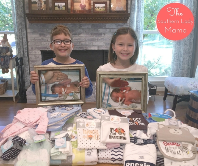 Southern Lady Mama - nicu donations