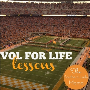 Vol For Life Lessons