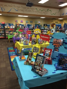 Scholastic MONSTER Book Fair at LES