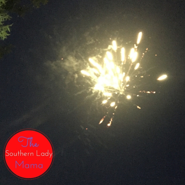 Fireworks - The Southern Lady Mama